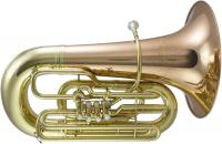 Kanstul 66-S EEb 4/4 Side Action Concert Tuba